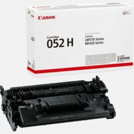 Canon 052H Toner Fekete /2200C002/