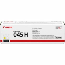 Canon 045H Nagy Kapacitású Toner Sárga /1243C002/