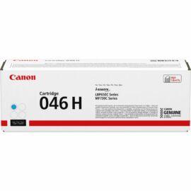 Canon 046H nagy kapacitású toner cián /1253C002/