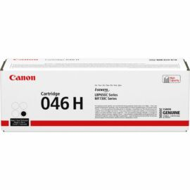 Canon 046H nagy kapacitású toner fekete /1254C002/