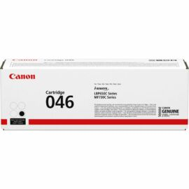 Canon 046Bk Toner Fekete /1250C002/