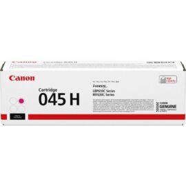 Canon 045H nagy kapacitású toner magenta /1244C002/