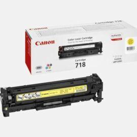 Canon Crg 718Y Sárga Toner