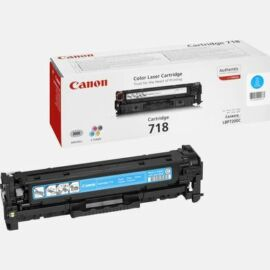 Canon CRG 718C kék toner /2661B002/