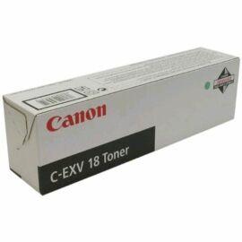 Canon C-EXV-18 fekete  toner /0386B002/
