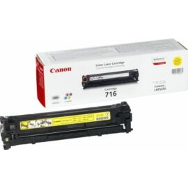 Canon CRG 716Y sárga toner /1977B002/