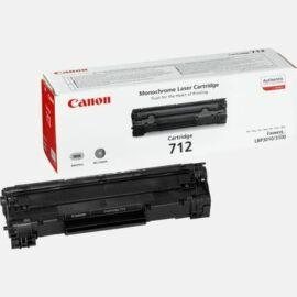 Canon Crg 712 Fekete Toner
