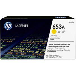 HP CF322A LaserJet tonerkazetta sárga (653A)