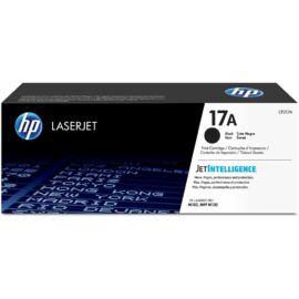 HP CF217A LaserJet tonerkazetta fekete (17A)