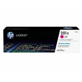 HP 201X nagy kapacitású bíbor tonerkazetta /CF403X/
