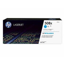 HP 508X nagy kapacitású ciánkék toner /CF361X/