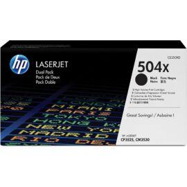 HP CE250XD fekete toner