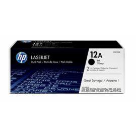 Hp Q2612Ad Fekete Toner Dual Pack (12A)