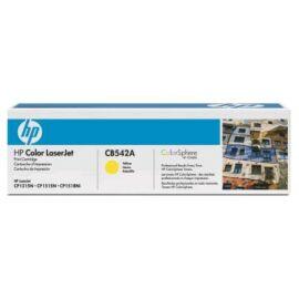 HP CB542A sárga toner (125A)