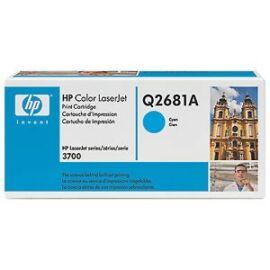 Hp Q2681A Kék Toner