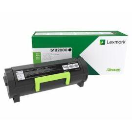 Lexmark MS/MX 317, 417, 517, 617 festékkazetta /51B2000/