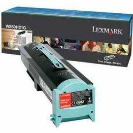 Lexmark W850H21G fekete toner