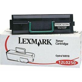 Lexmark 12L0250 fekete Toner