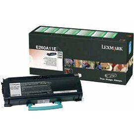 Lexmark E260A11E Fekete Toner