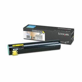 Lexmark C930H2YG sárga toner