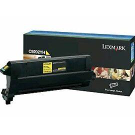 Lexmark C9202YH sárga Toner