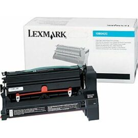 Lexmark 10B042C Cyan Toner