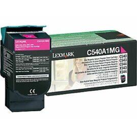 Lexmark C540A1Mg Magenta Toner