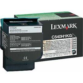 Lexmark C540H1Kg Fekete Toner