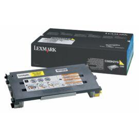 Lexmark C500S2YG sárga Toner