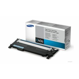 Samsung Clt-C406S Kék Toner