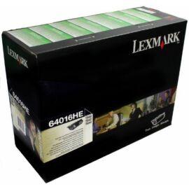 Lexmark 64016He Fekete Toner