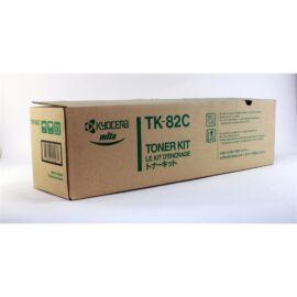 Kyocera TK82 toner ORIGINAL cyan (370095KL) leértékelt