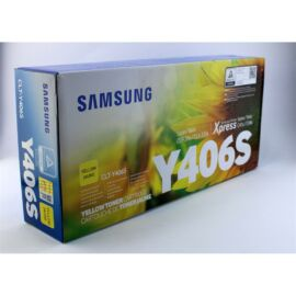 Samsung CLP365 toner ORIGINAL yellow (CLT-Y406S/SU462A)