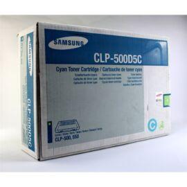 Samsung CLP500 toner ORIGINAL cyan (CLP-500D5C) leértékelt