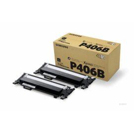 Samsung Clt-P406B Fekete Toner Duopack