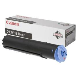 Canon C-Exv 18 Black Toner (Eredeti)