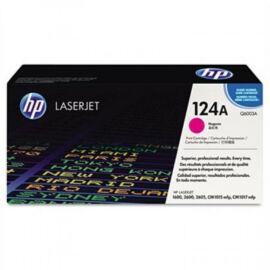 Hp Q6003A Toner Magenta 2K No.124A (Eredeti)