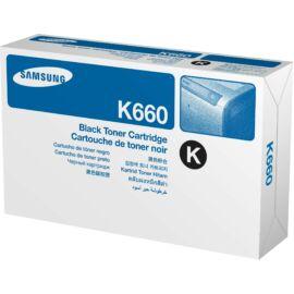 Samsung Clp 610/660A Black Toner 2,5K Clp-K660A/Els (St899A) (Eredeti)