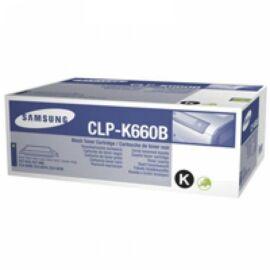 Samsung Clp 610/660B Black Toner 5K  Clp-K660B/Els (St906A) (Eredeti)