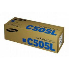 Samsung Slc2620/2670 Cyan Toner  Clt-C505L/Els (Su035A) (Eredeti)