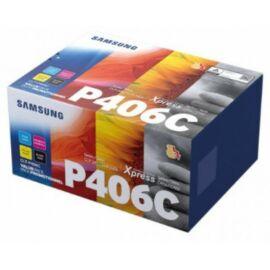 Samsung Clp 365 Toner Garnitúra  Clt-P406C/Els (Su375A) (Eredeti)