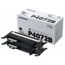 Samsung Clp 320 Black Toner Dupla  Clt-P4072B/Els (Su381A) (Eredeti)
