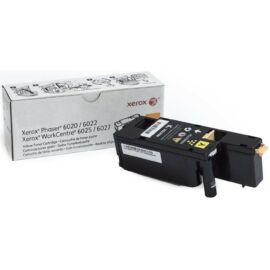 Xerox Phaser 6020,6027 Toner Yellow (Eredeti)