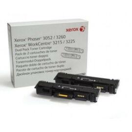 Xerox Phaser 3052,Wc3225 Dupla Toner 2X3K (Eredeti)