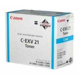 Canon C-Exv 21 Toner Cyan  (Eredeti)
