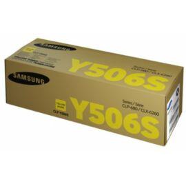 Samsung Clp680A Yellow Toner 1,5K  Clt-Y506S/Els (Su524A) (Eredeti)