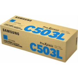 Samsung Slc3010/3060 Cyan Toner  Clt-C503L/Els (Su014A) (Eredeti)