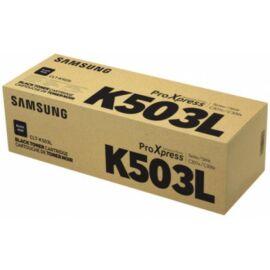 Samsung Slc3010/3060 Black Toner  Clt-K503L/Els (Su147A) (Eredeti)