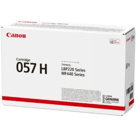 Canon Crg057H Toner /Eredeti/ 10K
