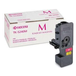 Kyocera Tk-5240 Toner Magenta (Eredeti)